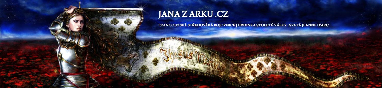 Vstupte na nejobsáhlejší èeské stránky o Johance z Arku.